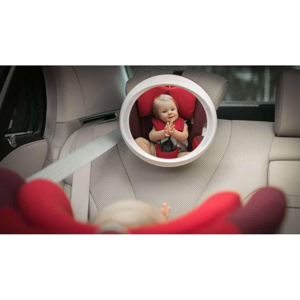 Espejo acm con luz y mando todo para mi beb for Espejo retrovisor bebe con luz