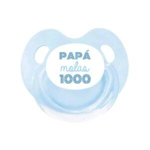 dia del padre chupete papa molas mil celeste
