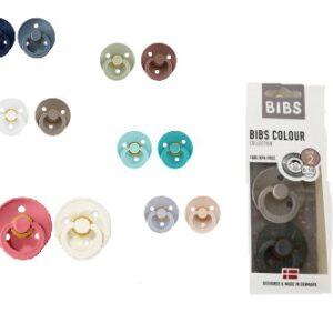 Bibs chupetes bibs 10 colores y 2 tallas