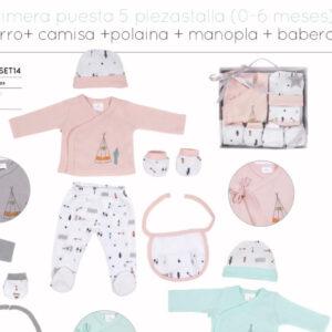 Nuevos pack de nacimiento Cabañas Rosa