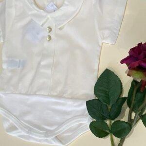 body camisa botones crudo
