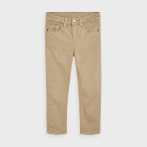Pantalon 5b slim fit basico Marino Camel Mayoral