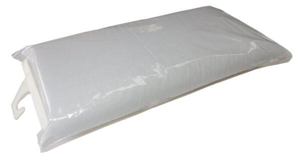 almohada cuna fibra