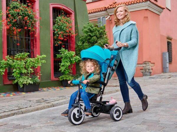 Triciclo Kinderkraft Aston 3 colores