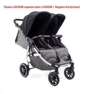 Easy twin 4 nuevo gemelar de baby monsters oferta